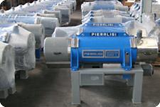 Extracteurs Série Super révisés | Occasion Pieralisi
