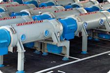 Extracteurs Série Jumbo révisés | Occasion Pieralisi