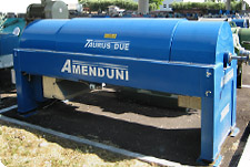 Extracteur Amenduni usagé | Occasion Pieralisi