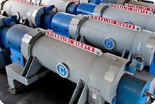 Extracteurs Série Giant révisés | Occasion Pieralisi