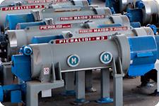 Extracteurs Série Maior révisés | Occasion Pieralisi