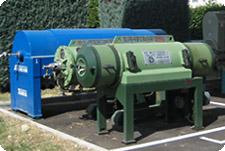 Extracteurs Officine Meccaniche Toscane usagés | Occasion Pieralisi