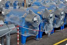 Extracteurs FP600 Super révisés | Occasion Pieralisi