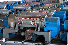 Reconditioned Serie SPI and MF extractors | Second-hand Pieralisi