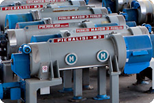 Reconditioned Serie Maior extractors | Second-hand Pieralisi