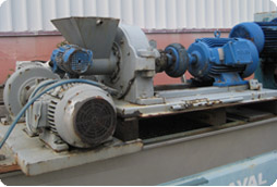 Second-hand Alfa Laval crushers | Second-hand Pieralisi