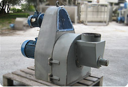 Second-hand/reconditioned Pieralisi crusher | Second-hand Pieralisi
