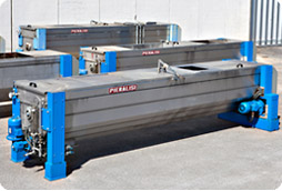 Second-hand/reconditioned double basin kneaders | Second-hand Pieralisi