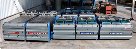 Reconditioned Panorama kneaders | Second-hand Pieralisi