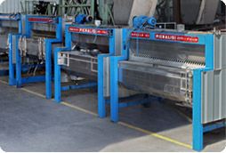 Second-hand/reconditioned modular kneaders | Second-hand Pieralisi