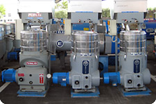 Second-hand/reconditioned P.1500/2000 separators | Second-hand Pieralisi