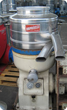 Second-hand Rapanelli separator | Second-hand Pieralisi