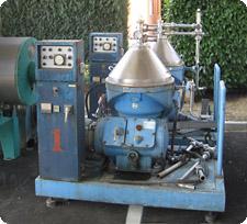 فرازات ألفا لفال مستعملة   آلات بيراليزي المستعملة