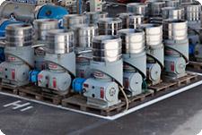 Séparateurs P.3500/4000 usagés/révisés | Occasion Pieralisi
